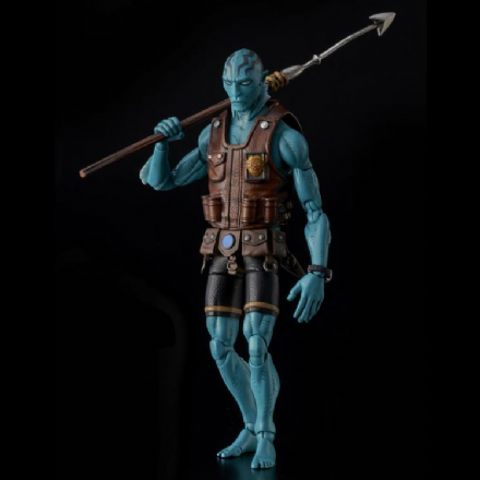 1000 Toys Hellboy 1/12 Abe Sapien Action Figure